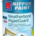 Nippon Paint Weatherbond AlgaeGuard