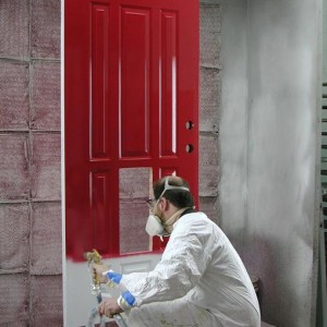 Paint Spraying