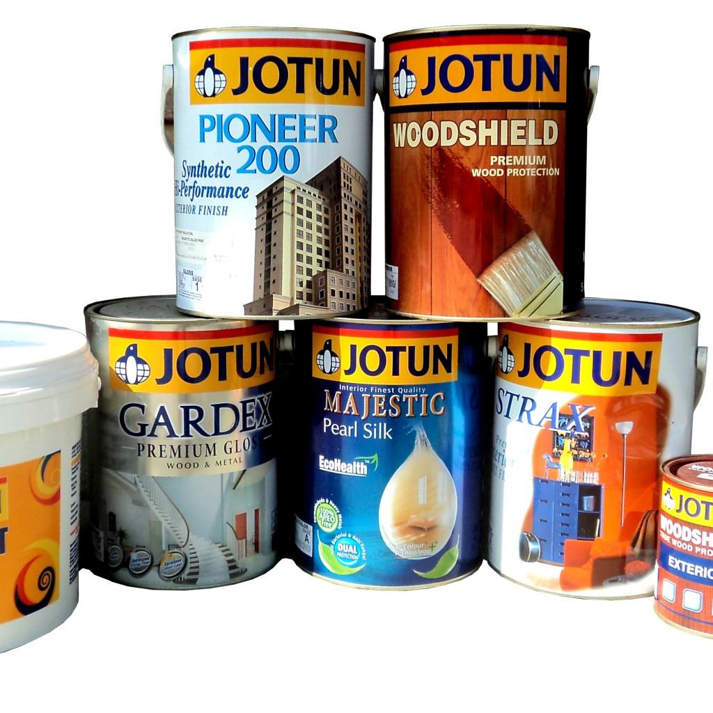 Jotun Painting Company Singapore